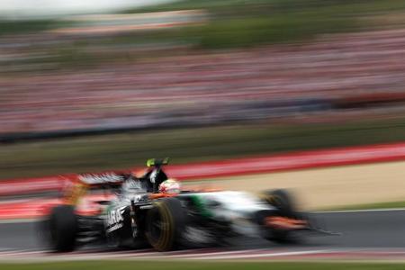 """Force India continuará desarrollando su monoplaza """"para luchar con los mejores"""""""