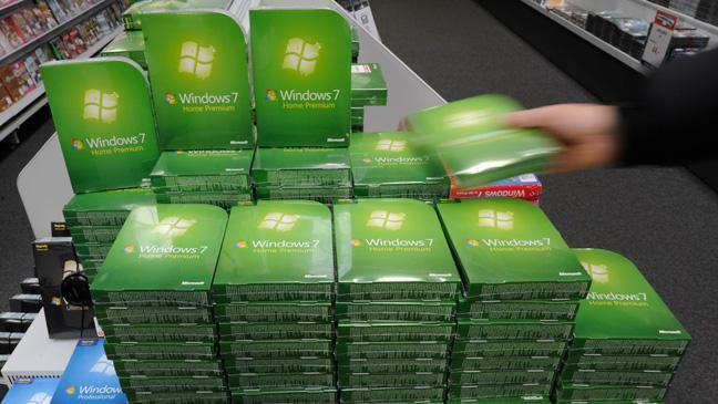 Windows7 Boxes