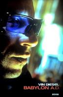 Póster de 'Babylon A.D.' con Vin Diesel