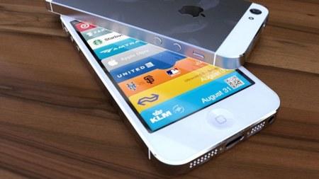 Este podría ser el aspecto del nuevo iPhone, en blanco