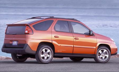 Pontiac Aztek Rally 2004 1280 04
