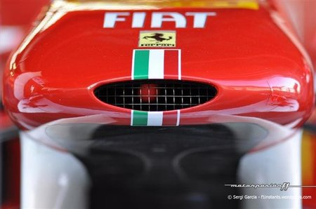 Ferrari habría pedido permiso a la FIA para un crash test del F2012b