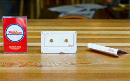 Ya puedes volver a grabar cintas con tus remixes: llega Milktape