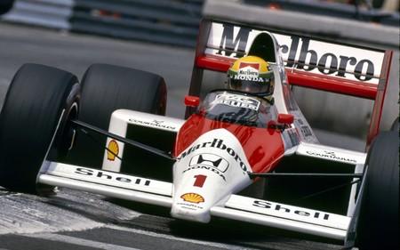 Senna Monaco F1 1989