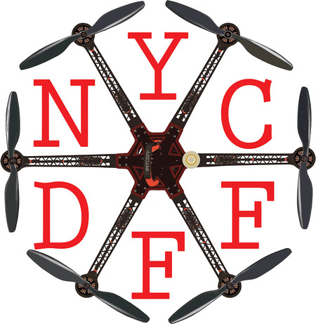 Nyc Drone Film Festival Logo