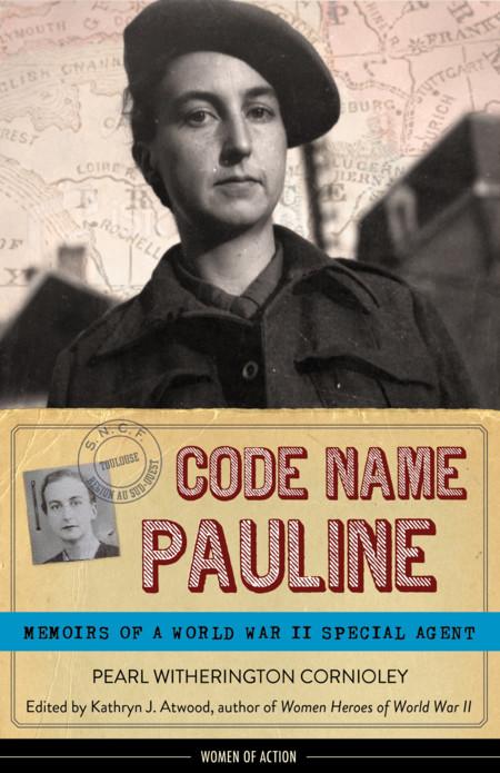 Code Name Pauline Cover