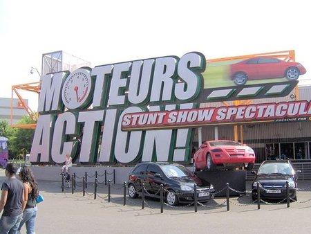 Moteurs... action!! Nos colamos en el rodaje de una película