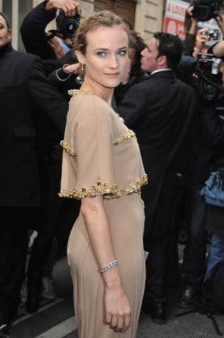 Las celebrities en el front row de Chanel Alta Costura Primavera-Verano 2011
