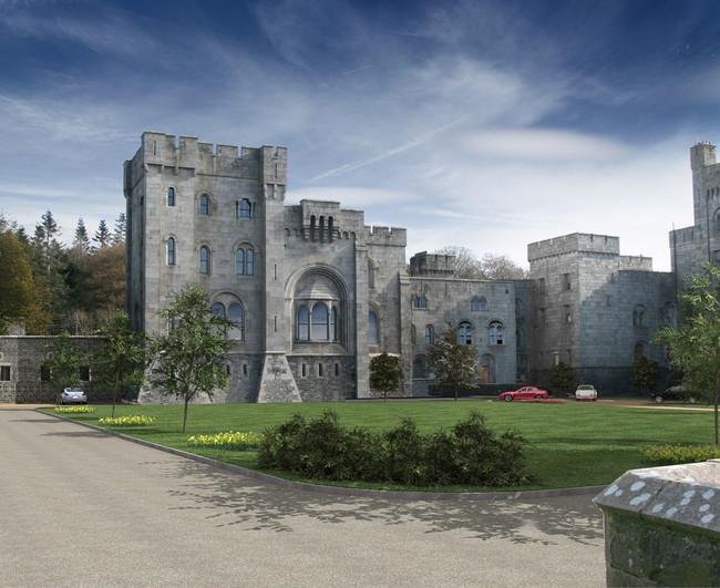 El castillo de Aguasdulces de Juego de Tronos, se pone a la venta convertido en apartamentos de lujo