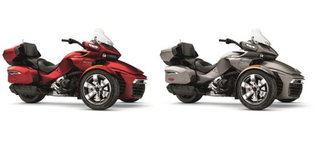 Can Am Spyder F3 T