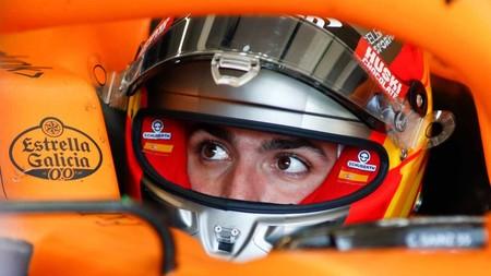 Sainz Mclaren F1 2019