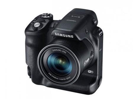 Samsung WB2200F, todos los detalles acerca de la bridge premium con doble empuñadura