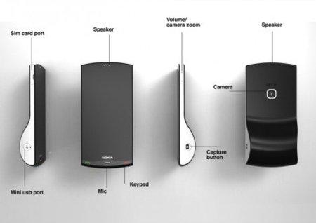 Nokia Kinetic: un teléfono con vida propia cuando te llaman I