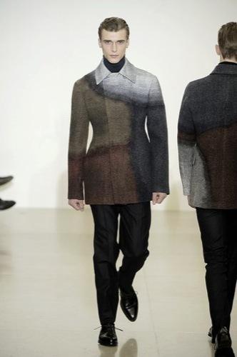 Jil Sander, colección Otoño-Invierno 2009/2010, abrigo