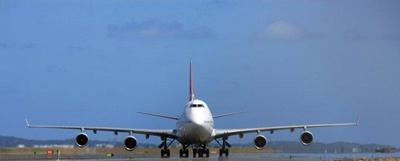¿Cuánto pesa un Boeing 747? Y otros números