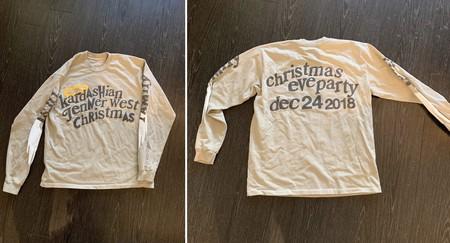 Camiseta Kardashian Navidad 02
