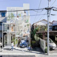 Foto 11 de 14 de la galería casas-poco-convencionales-una-casa-completamente-transparente en Decoesfera