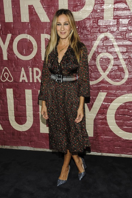 sarah jessica parker look estilismo outfit