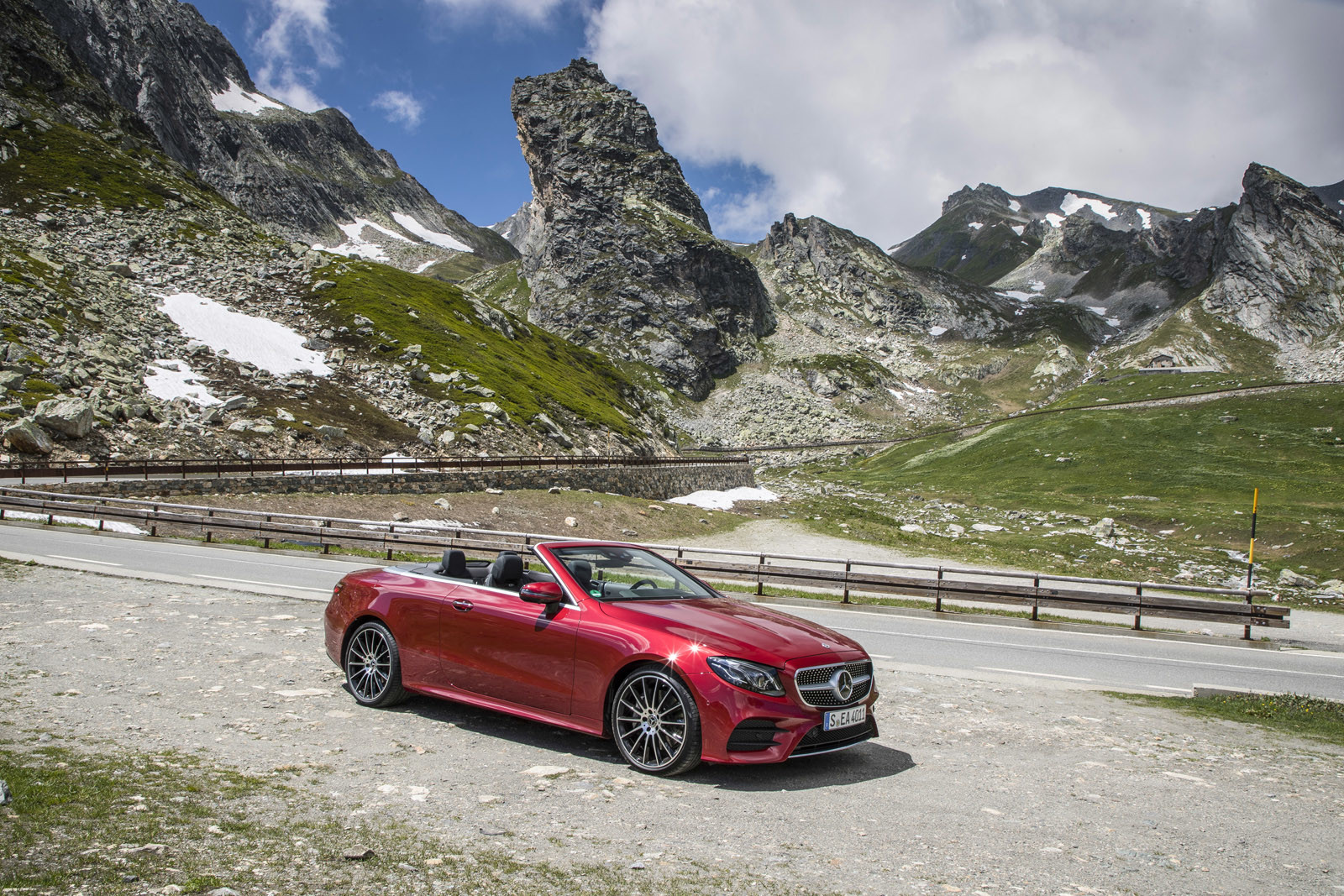 Foto de Mercedes-Benz Clase E Cabrio, toma de contacto (144/156)