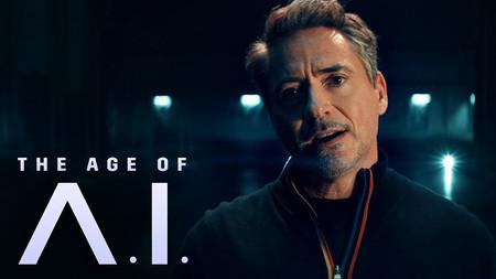 'The Age of A.I.', la serie documental sobre inteligencia artificial presentada por Robert Downey Junior, se estrena en YouTube