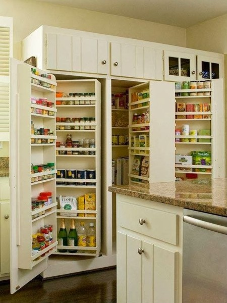 17 ideas prácticas para ordenar la cocina b1f41d0448e5