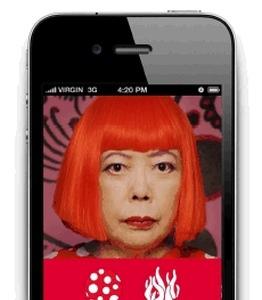 Louis Vuitton quiere ver el mundo según Yayoi Kusama... en el iPhone
