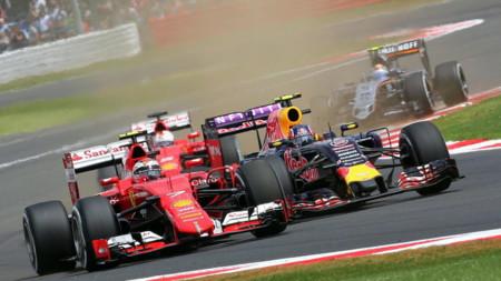 Red Bull Se Sacrifica En Monza Y Para 2016 Recibe La Tentacion De Ferrari