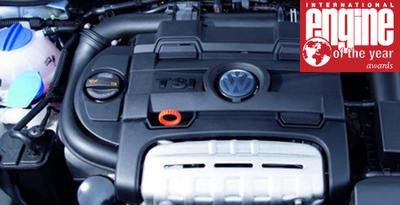 1.4 TSI de VAG, el mejor motor del año