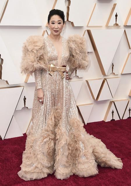 Sandra Oh Oscar 2020