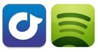 Cara a cara: Spotify Premium contra Rdio Unlimited