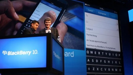 Primeros detalles de BlackBerry 10.2