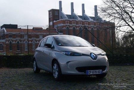 Renault ZOE presentación y prueba en Lisboa 05