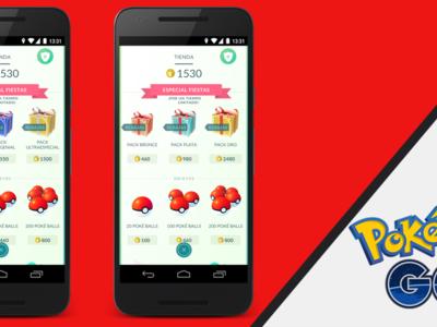 Pokémon GO añade cajas especiales repletas de regalos con motivo de la época navideña