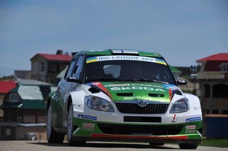 Juho Hanninen se lleva la victoria en su regreso al IRC