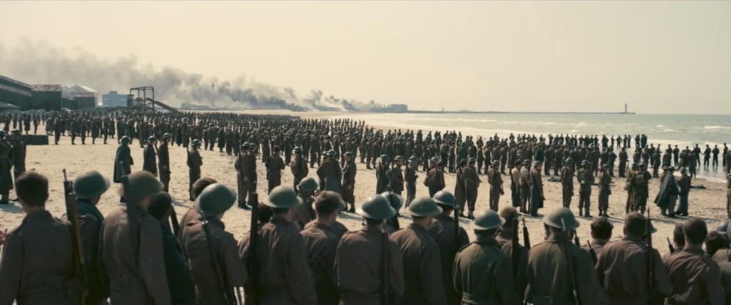 Dunkirk Portada