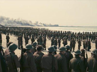 Comparamos 'Dunkerque' en 70mm y en digital: dos experiencias diferentes para una misma película