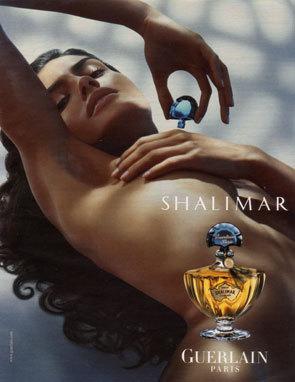 Publicidad Shalimar