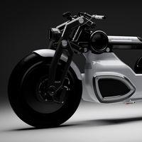 La primera moto eléctrica de Curtiss tendrá 187 CV, estilo Confederate y será anormalmente barata