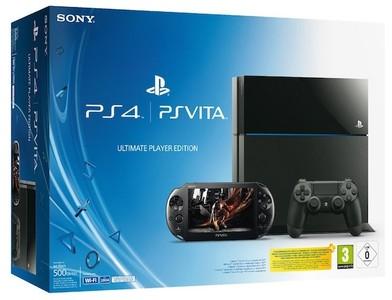 El pack de PS4 más PS Vita aparece filtrado en Amazon
