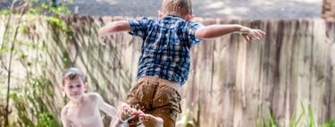 21 juegos acuáticos para convertir tu terraza o tu patio en un gran parque para los niños