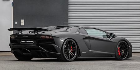 Lamborghini Aventador S Presso By Wheelsandmore 5