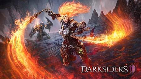 Furia obtiene uno de sus poderes más esenciales en la nueva secuencia de Darksiders III