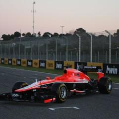 Foto 1 de 6 de la galería marussia-mr02 en Motorpasión