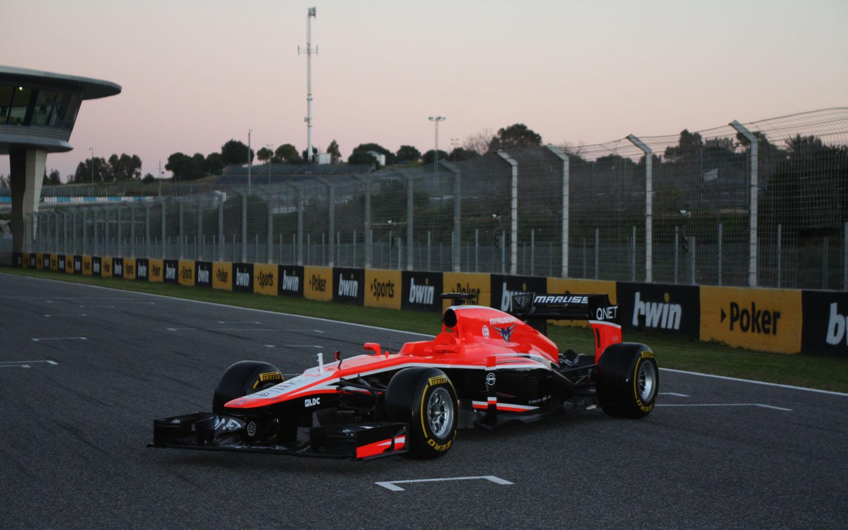 Foto de Marussia MR02 (1/6)