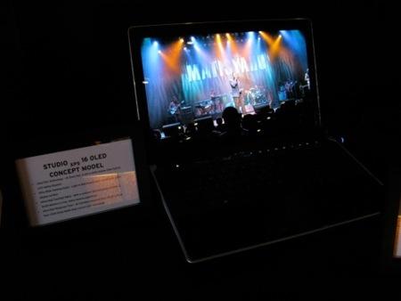 Portátil de Dell con pantalla OLED, un prototipo que se ha dejado ver