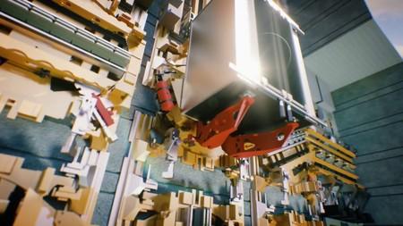 Este es el primer ascensor que se mueve horizontalmente y no necesita cables gracias a la levitación magnética