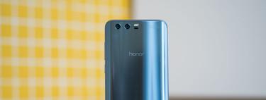 Honor 9, análisis: titanes de la gama alta, haced hueco para un oponente que brilla en diseño y precio