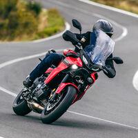 Lleva su moto a reparar a un concesionario oficial y descubre que los del taller han circulado con ella a 222 km/h
