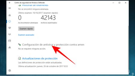 Configuracion De Antivirus