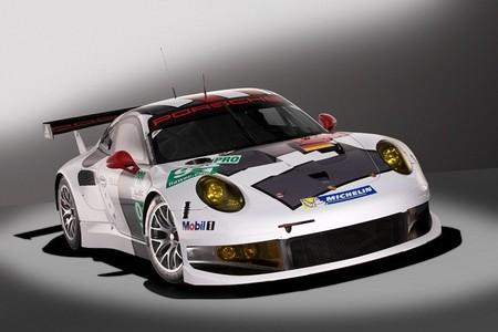 Presentado el nuevo Porsche 911 GT3 RSR GTE